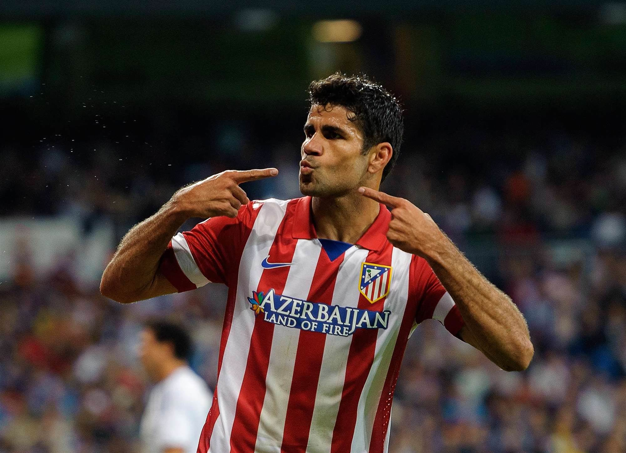 Brazil happy to let Costa play for Spain