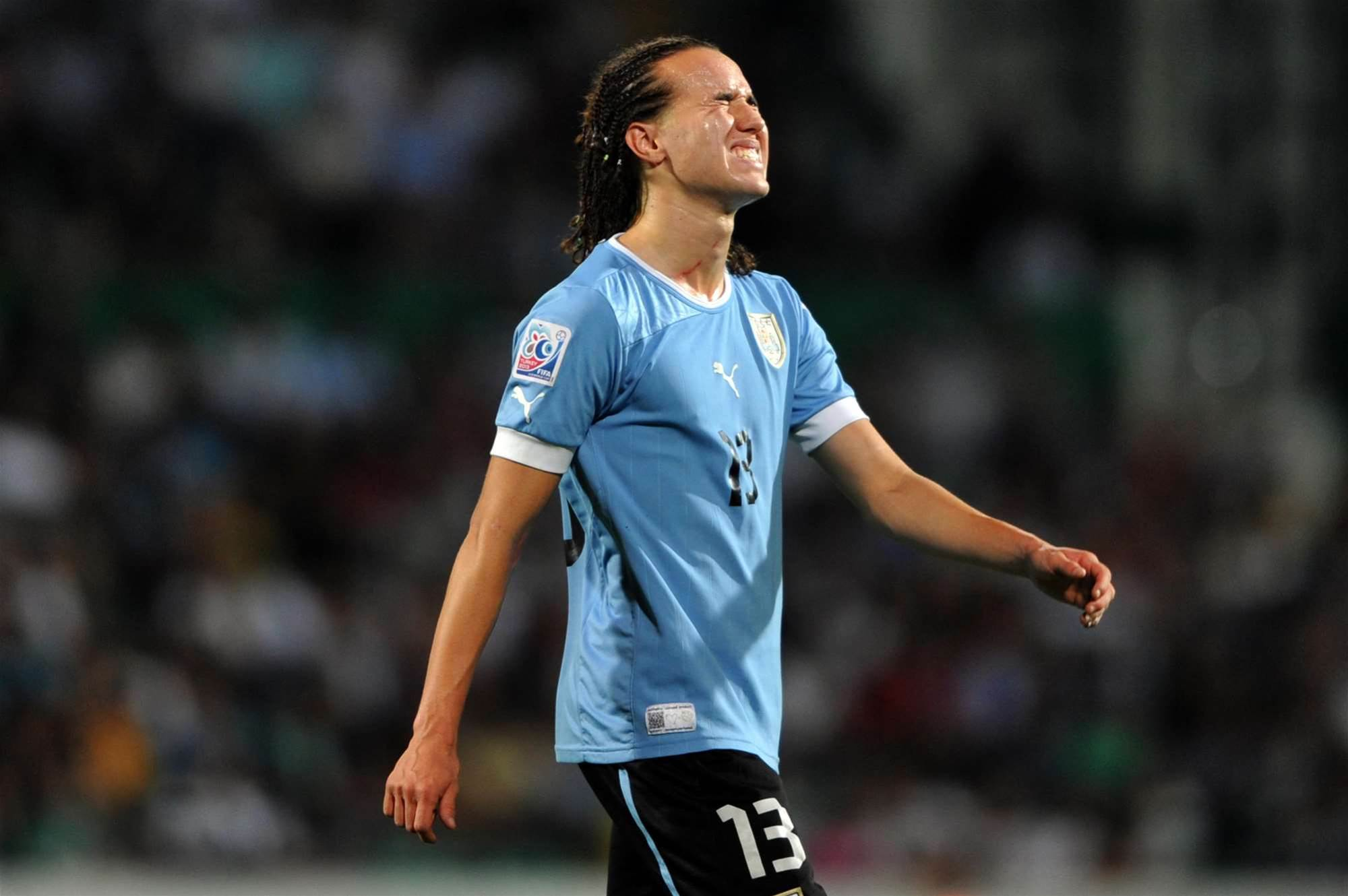 Inter sign youngster Laxalt