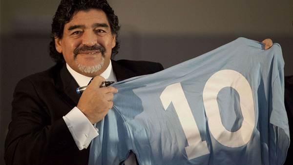 Maradona: I would like to coach Napoli