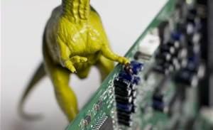 Westpac stuck with desktop dinosaurs
