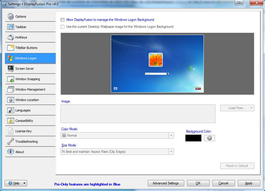 DisplayFusion 4.0 adds support for Windows 8, icon profiles and more