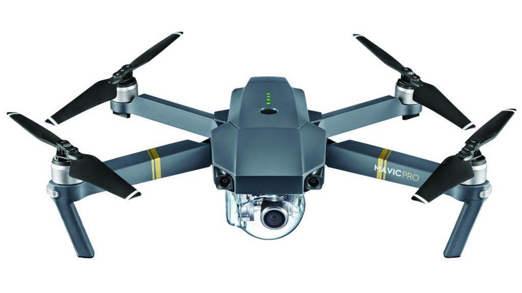 Review: DJI Mavic Pro flies high