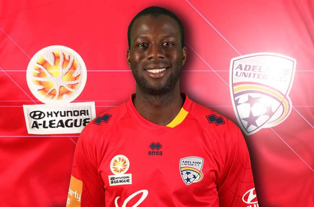 Bruce Djite Fit And Fresh For The Reds