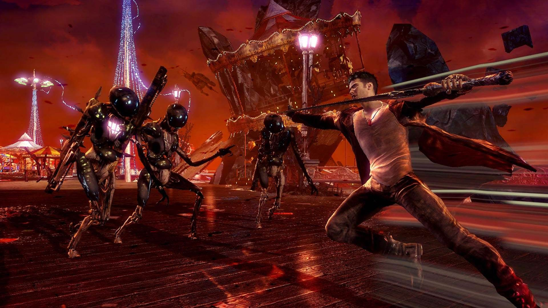 Review: DMC: Devil May Cry