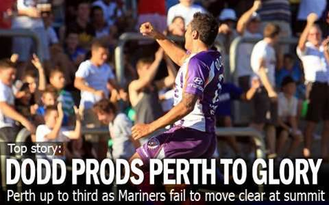 Leaders Central Coast Drop More Points