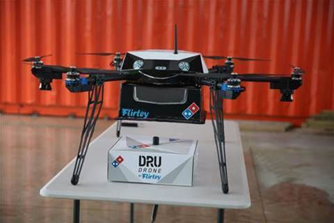 Domino's admits drone delivery is still a way off
