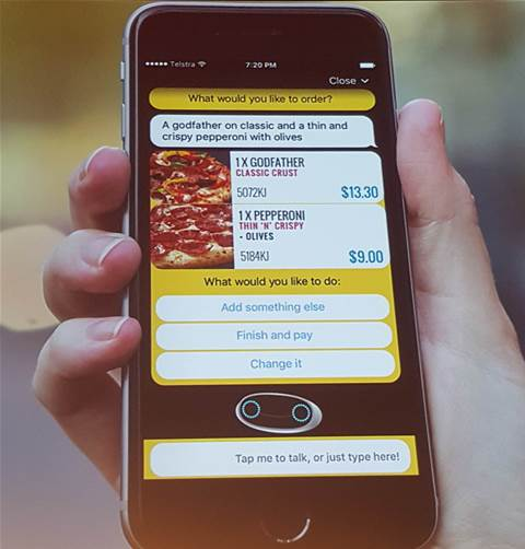 Domino's debuts virtual assistant for ordering