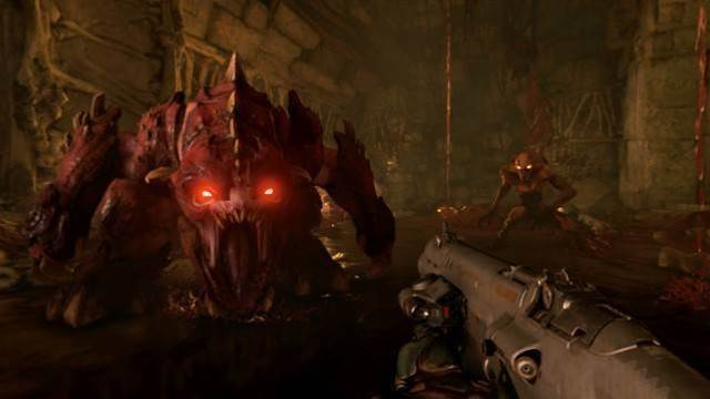 Review: Doom on Switch