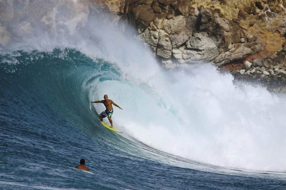 The Top 5 Surfers Over 50