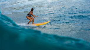 Women's Big Wave Event Coming to Waimea Bay
