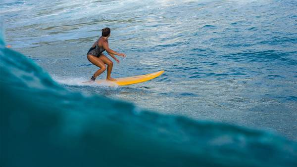 Women's Big Wave Event Coming to Waimea Bay