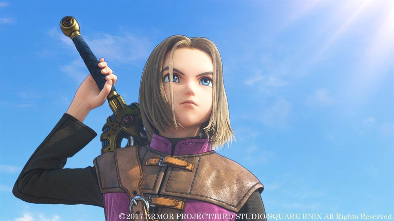 Dragon Quest 11 releases in Japan, confirmed for Western release