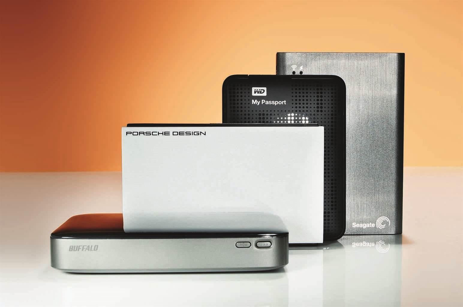 Mini Group Test: Portable Hard Disks