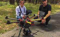 Can a drone help promote your business?