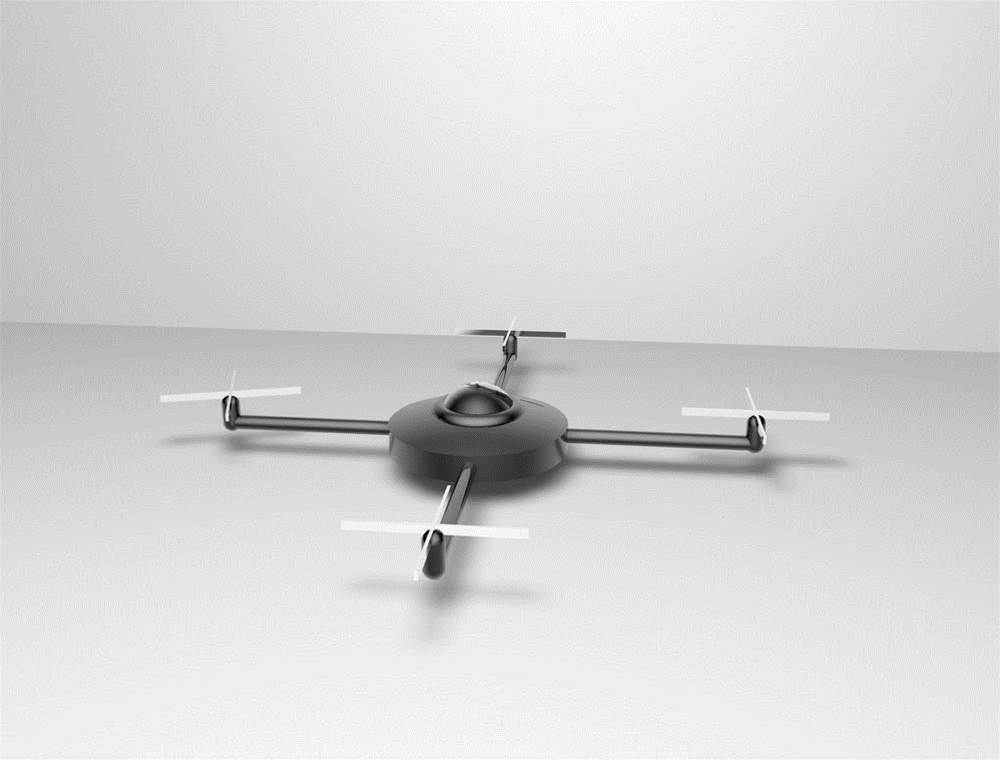 Drones to forecast future bushfires
