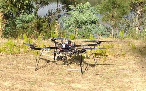 TasWater deploys drones in $15m dam project