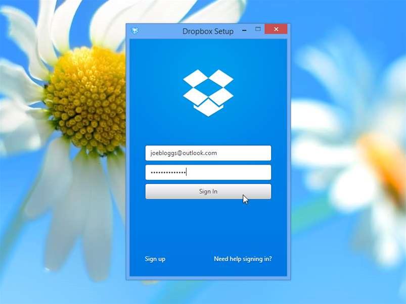 Dropbox 2.8 offers smarter installer