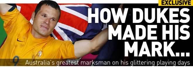 How Dukes Made His Mark