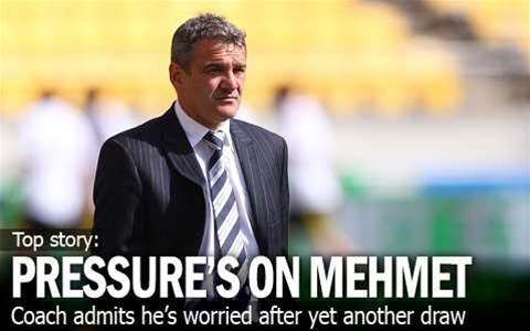 Mehmet Durakovic Worried After Another Draw