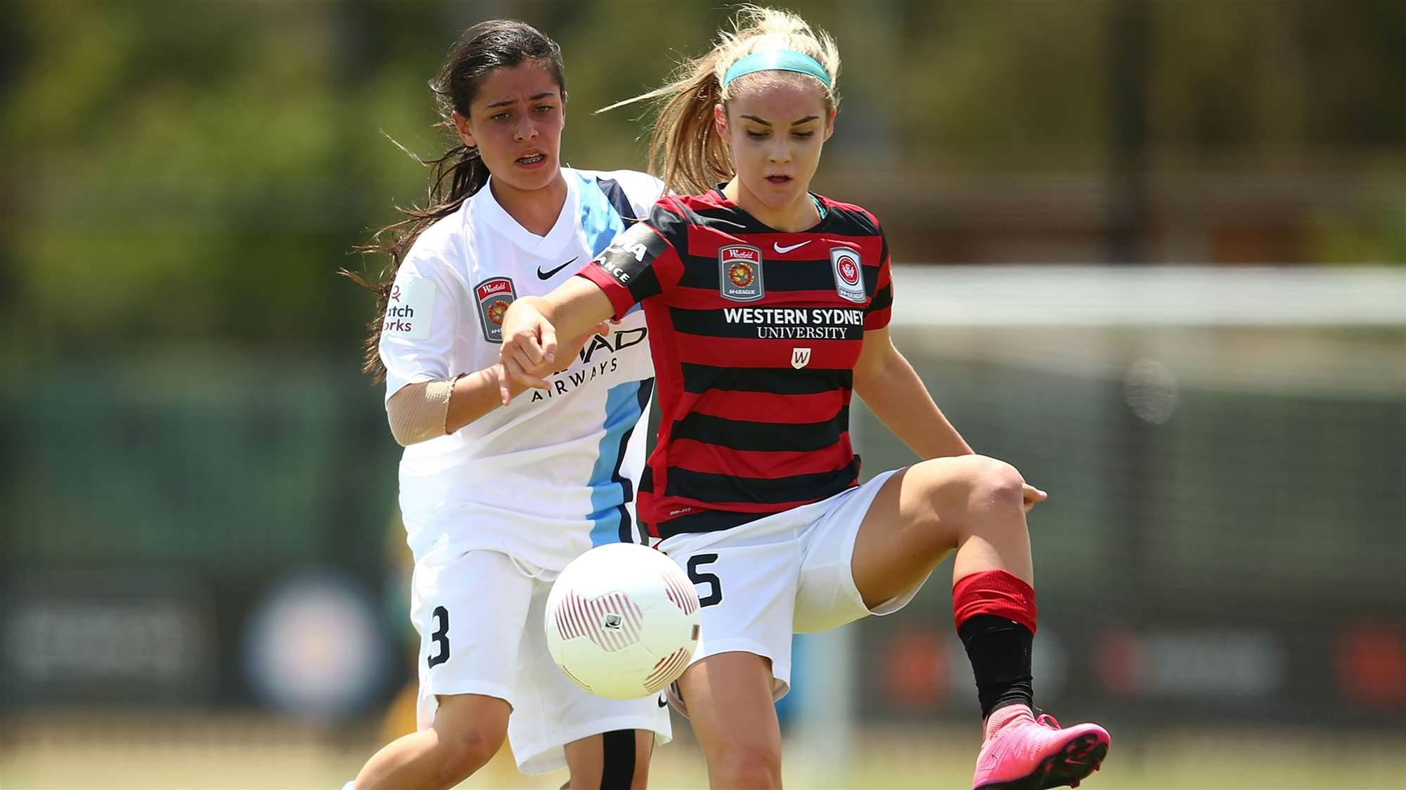 Wanderers Young Matildas back to W-League