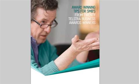Free Telstra eBook: small business tips