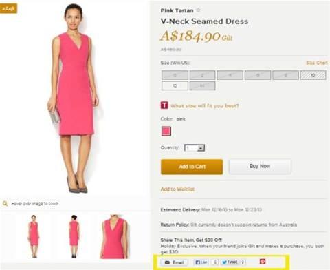 Doing it better? Overseas online retailers aisles ahead
