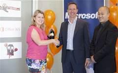 Aussie distie's Office 365 milestone