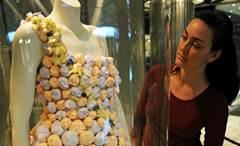 Quirky marketing idea #4: edible fashion