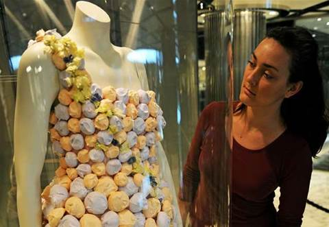 Quirky marketing idea #4: edible fashion