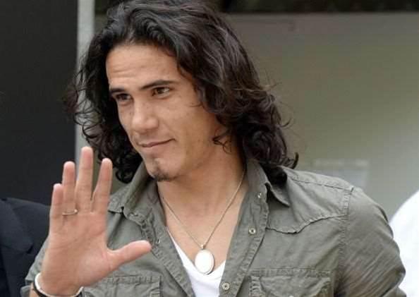 PSG confirm Cavani move