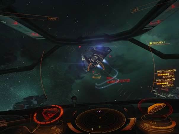 Confirmed: There is no offline mode in Elite: Dangerous