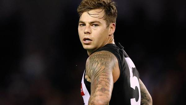 AFL star arrested for urinating in bin