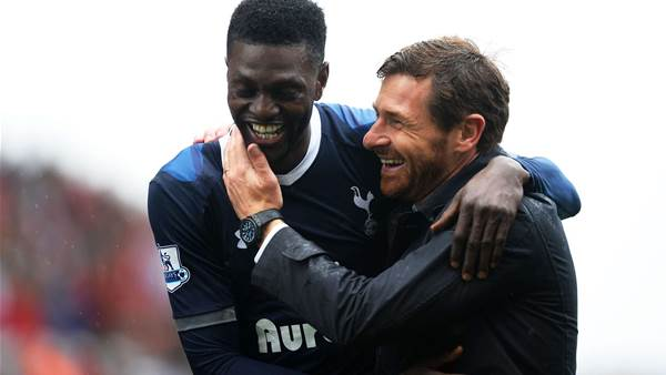 Villas-Boas tells Adebayor to train with reserves