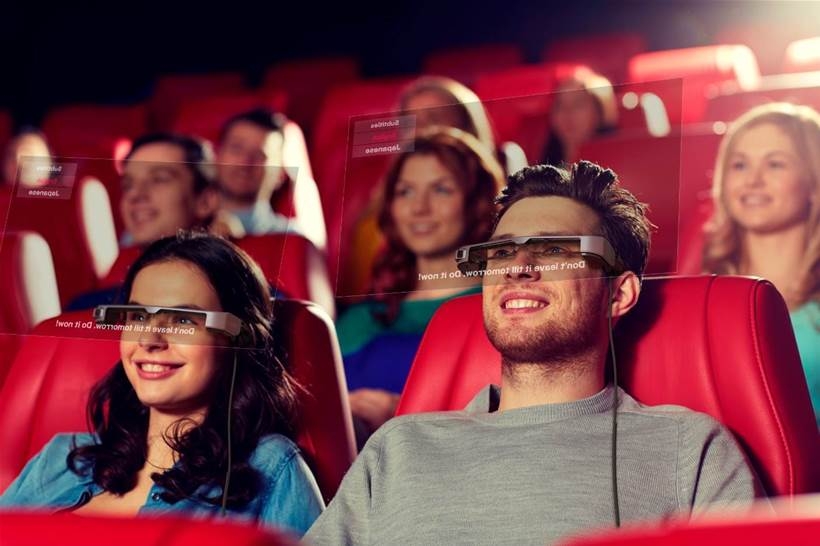 Smart glasses to offer subtitles