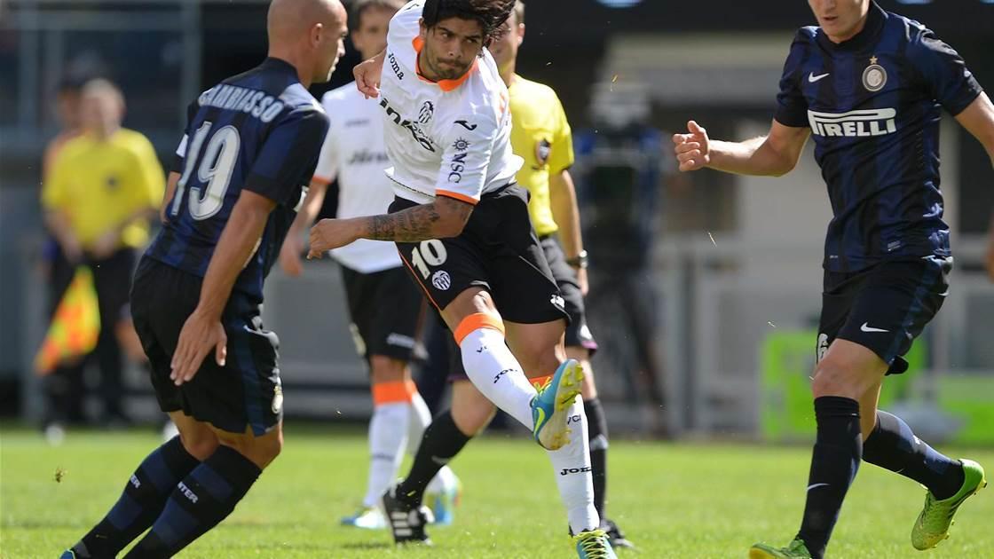 Valencia whip Inter