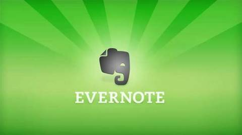 Evernote adds Kyocera support for printing, scanning