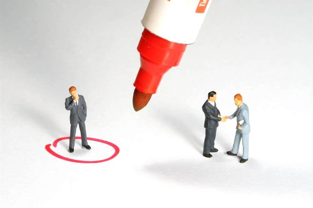 CIOs kept out of merger talks