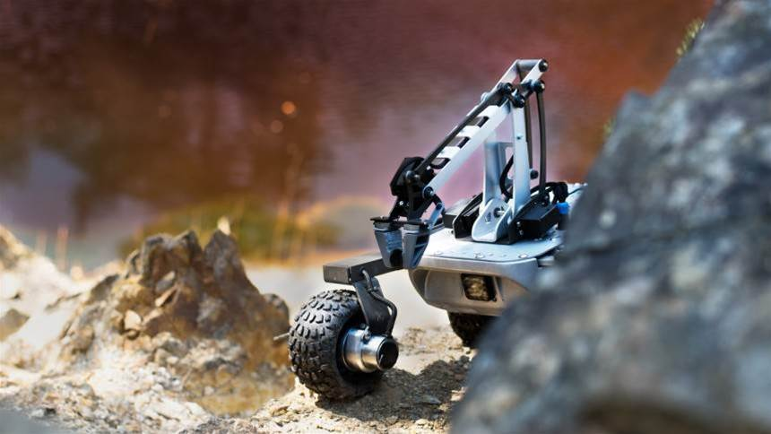 Kickstarter of the Week: Explore Earth like Mars with the amazing Turtle Rover
