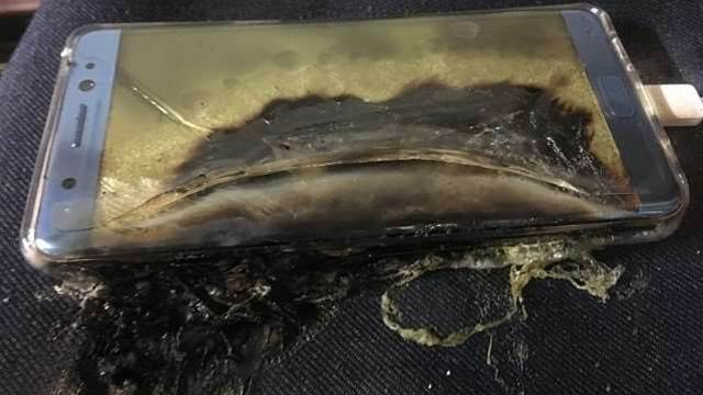 Note 7 production reportedly paused as Samsung fails to fix flammable phablet