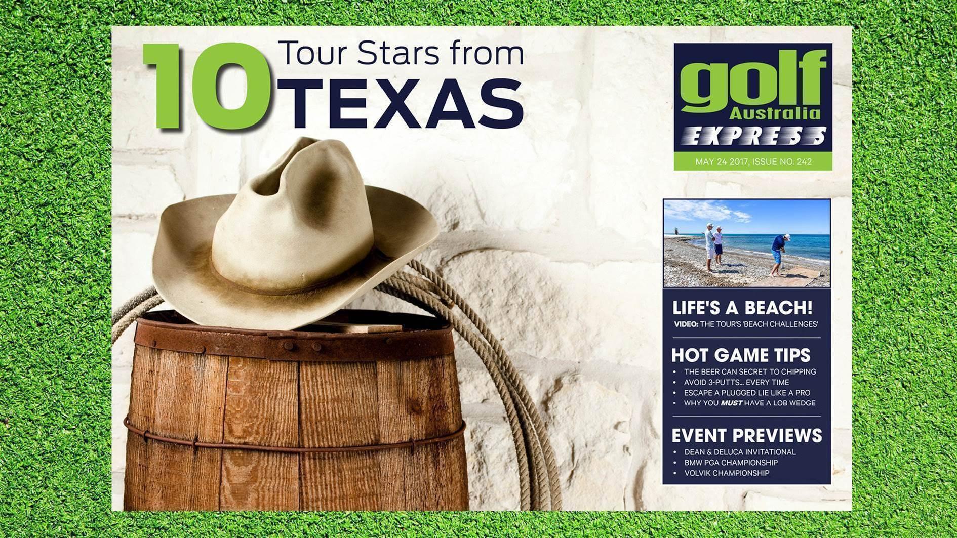 GA Express #242: The Greatest Texas (Lone) Stars