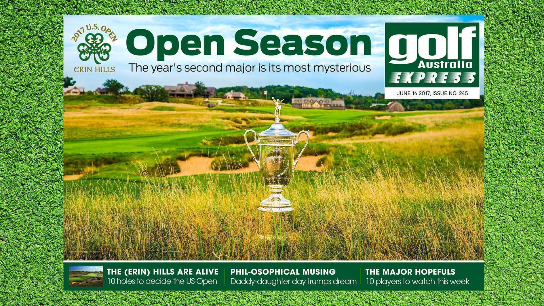 GA Express #245: U.S Open Preview Special