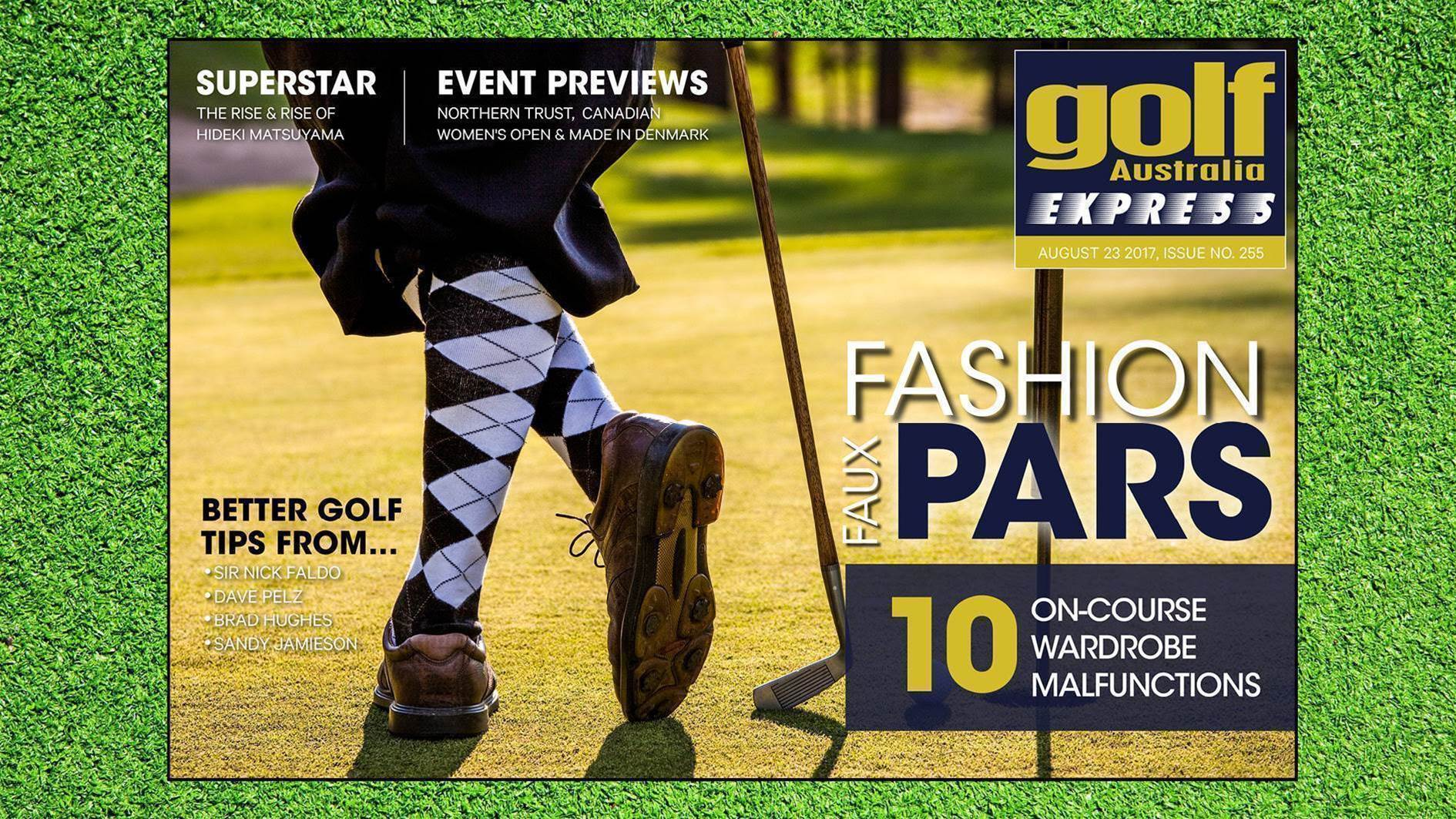 GA Express #255: Golf's 10 Worst Fashion Faux Pars