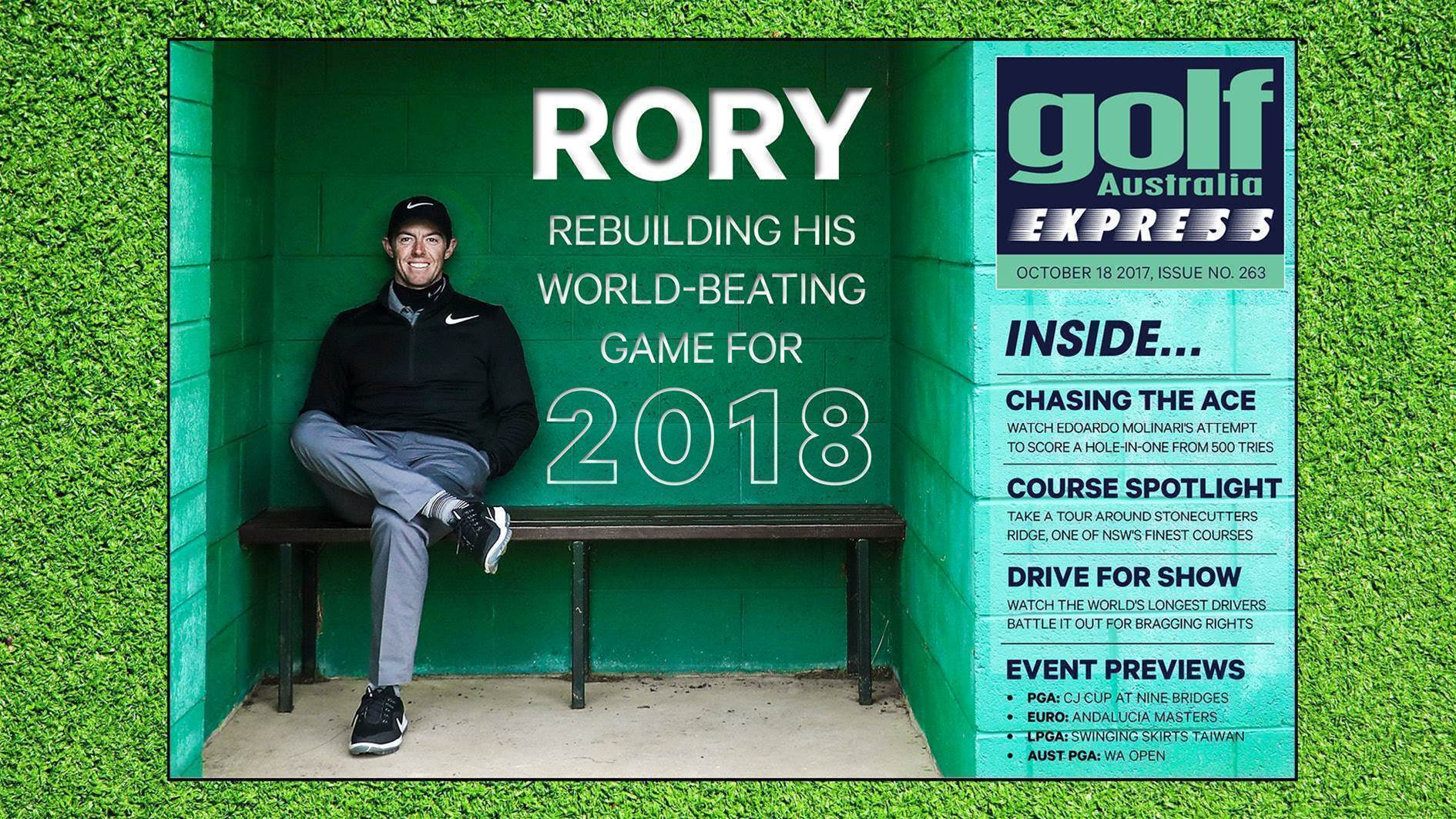 GA Express #263: The Rory Rebuild