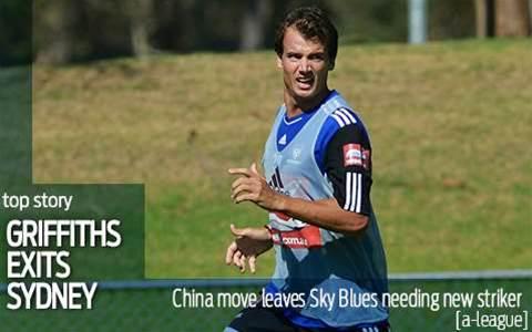 Joel Griffiths exits Sydney