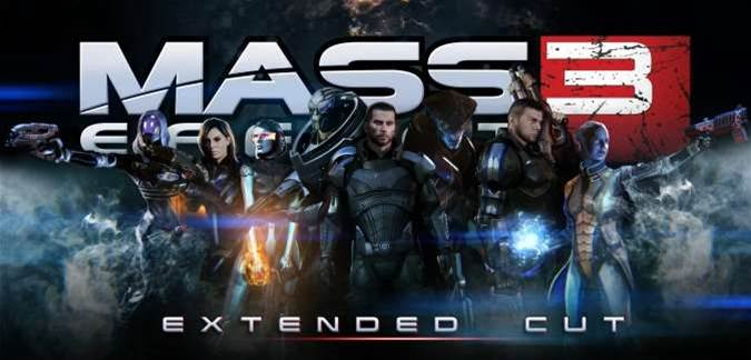 Mass Effect 3 Extended Cut DLC out June 26 - for free