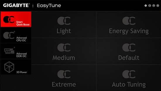 GIGABYTE releases new version of EasyTune
