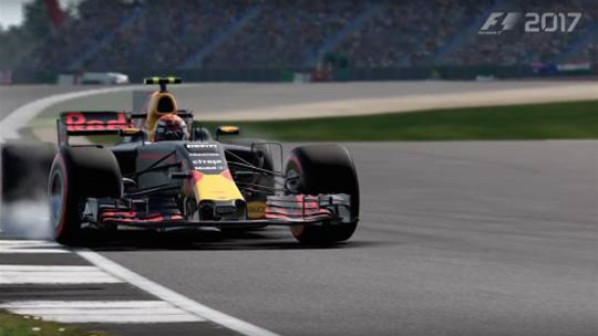 F1 just launched a 2017 eSports World Championship