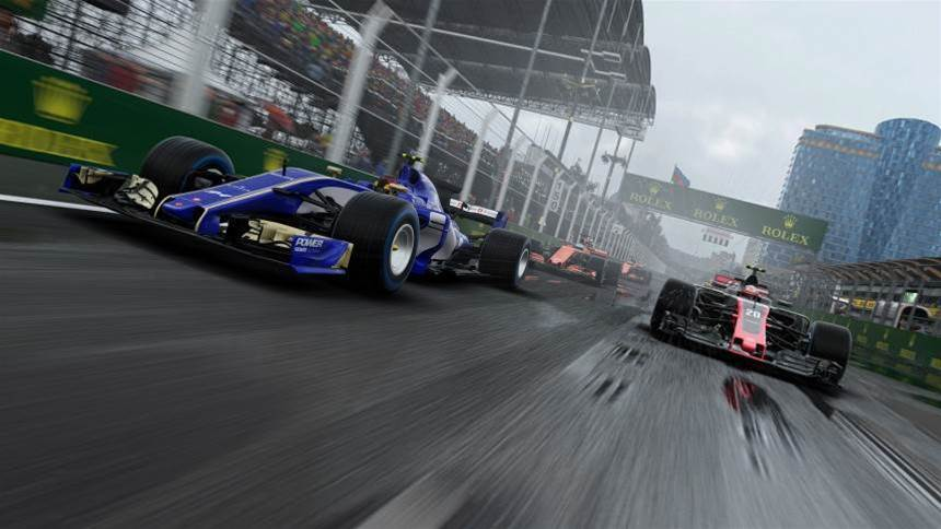 Review: F1 2017 - The most complete Formula 1 game on console