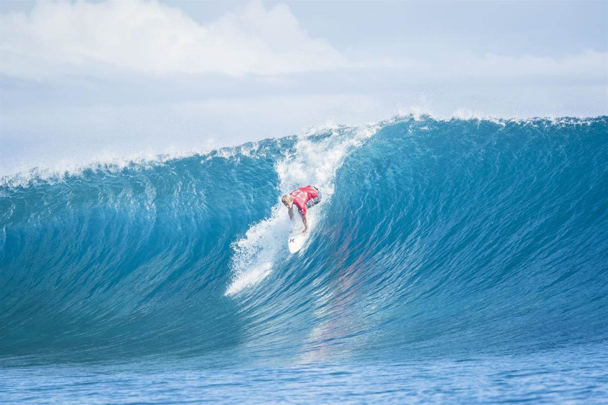 WSL set to reinvent the model for pro surfing?