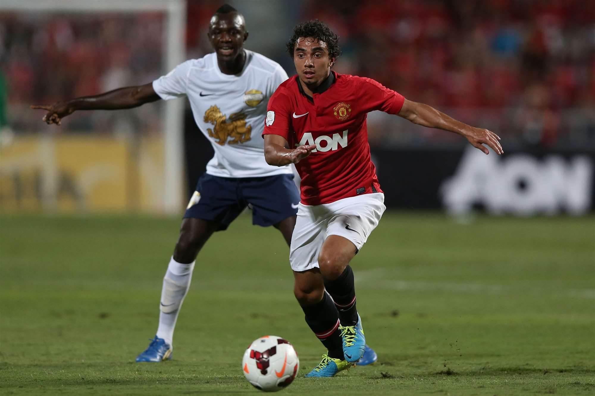 Fabio unsure of Old Trafford future